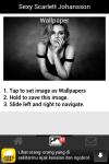 Sexy Scarlett Johansson Wallpaper screenshot 6/6