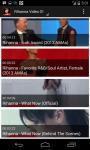 Rihanna Video Clip screenshot 1/6
