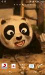 Kung Fu Panda - Baby Po Live Wallapper screenshot 1/6