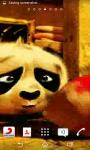 Kung Fu Panda - Baby Po Live Wallapper screenshot 3/6