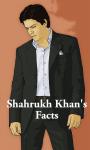 Shahrukh Khan Facts 240x320 Keypad screenshot 1/1