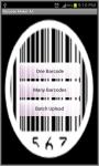 Barcode Maker Ad screenshot 1/3