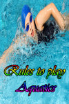 Rules to play Aquatics screenshot 1/4