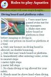 Rules to play Aquatics screenshot 4/4