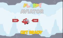 Flappy Aviator screenshot 1/3