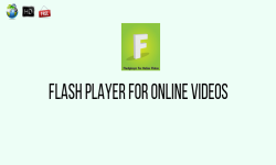 Flash player For Online Videos screenshot 1/3