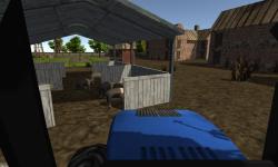 Farm Tractor Driver 3D Parking screenshot 2/6