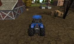 Farm Tractor Driver 3D Parking screenshot 4/6