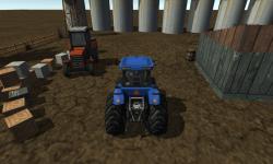 Farm Tractor Driver 3D Parking screenshot 5/6