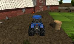 Farm Tractor Driver 3D Parking screenshot 6/6
