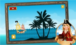 Caribbean Sea Pirates - A revenge battle for gold  screenshot 2/5