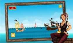 Caribbean Sea Pirates - A revenge battle for gold  screenshot 3/5