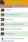 The Best Looking Phones screenshot 2/3