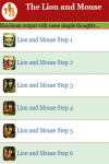 Lion and Mouse screenshot 3/4