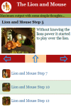 Lion and Mouse screenshot 4/4
