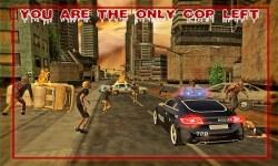 Police Driver vs Zombies screenshot 2/4