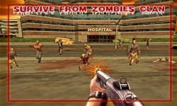 Police Driver vs Zombies screenshot 3/4