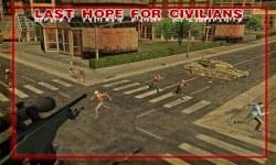 Police Driver vs Zombies screenshot 4/4