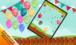 Balloon Popping For Kids Pop screenshot 1/5
