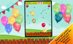Balloon Popping For Kids Pop screenshot 2/5