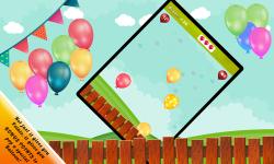 Balloon Popping For Kids Pop screenshot 3/5