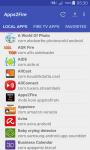 Apps2Fire screenshot 1/4