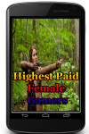 Highest Paid Female Gamers screenshot 1/3