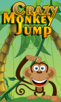 CRAZY MONKEY JUMP Free screenshot 1/1