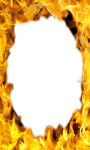 Fire photo frame photos screenshot 1/4