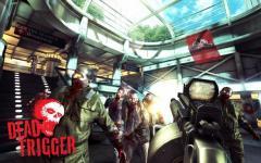 Dead Trigger United screenshot 4/6