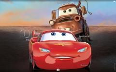 XPERIA Cars Road Trip Theme alternate screenshot 3/6