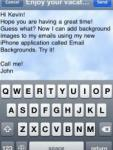 Email Backgrounds screenshot 1/1