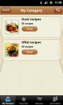 British Cuisines VP screenshot 1/5