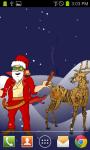 Steampunk Christmas LWP Free screenshot 3/3