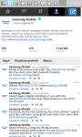 Socialbar screenshot 2/5