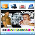 Eminem App screenshot 1/1
