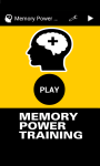 Memory Power Training Games screenshot 1/6