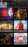NBA Scores NBA Standings and NBA News screenshot 1/3