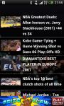NBA Scores NBA Standings and NBA News screenshot 2/3
