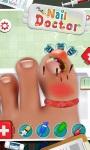 Nail Doctor - Kids Game screenshot 1/5