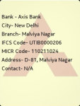Axis Bank Branch Details screenshot 5/5