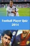 Football Player Quiz 2014 screenshot 1/4