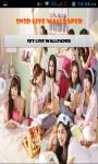 SNSD Girls Generation Live Wallpaper Best screenshot 1/4