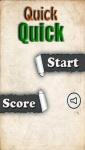 Quick Quick - Simple Mind Game screenshot 2/6