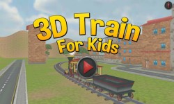 3D Train For Kids screenshot 1/5