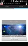 Tube Video Downloader  v1 screenshot 3/5