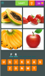 4 pics 1 word : guess the name screenshot 1/5