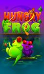Hungry Frog HD screenshot 1/4