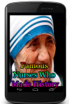 Famous Nurses Who Made History screenshot 1/3
