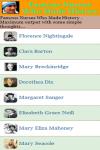 Famous Nurses Who Made History screenshot 2/3